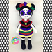 Lucia Sugar Skull Doll pattern