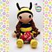 Briella the Bee Girl pattern