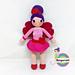 Valentina the Fairy pattern