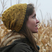 Harvest Date Hat pattern