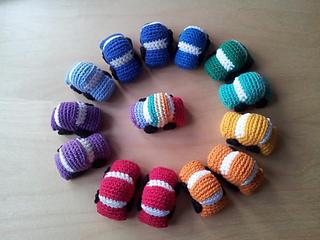 crochet toy car.pdf - Google Drive   Crochet toys, Crochet toys ...   240x320
