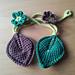Tunisian Crochet Leaf pattern