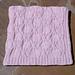Smocked Travel Blanket pattern