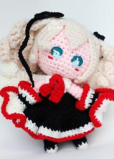 Victoria's Venom Amigurumi is Crochet Perfection! | Crochet toys ... | 320x230