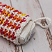 Scrubby Stripes Washcloth pattern