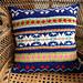 Fairisle Cushion Cover pattern