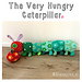 The Very Hungry Caterpillar pattern