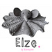 Elze Elephant Cuddle Cloth pattern