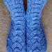 Springgrass Socks pattern
