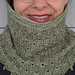 Teardrop Cowl pattern