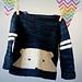 Teddy Sweater pattern