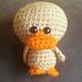 Ugly - a cute little duck pattern