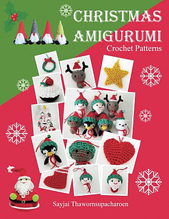 Get 30 Adorable Christmas Amigurumi Patterns For Free • Oombawka ... | 320x247
