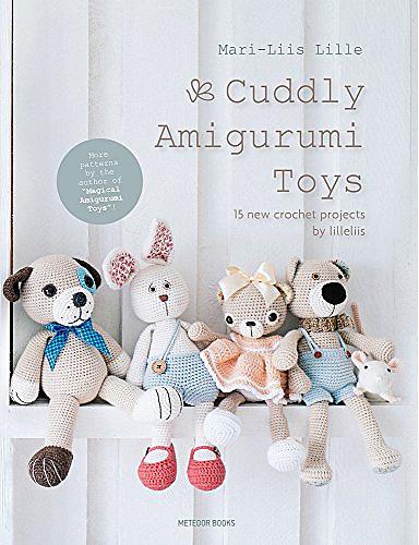 15 Crochet Teddy Bear Patterns | 500x384