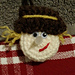 Lighted Scarecrow Ornament pattern