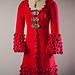#1312 Flamenco Ella pattern