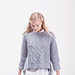Sourcebook Flared Pullover pattern