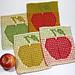 Fresh Knit Apple pattern
