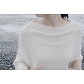 3/4 sleeves version / 七分袖タイプ