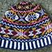 Fair Isle Ha'aff Cap and Beanie pattern