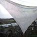 Love Triangles Shawl pattern