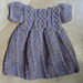 Rapunzel Cable Baby Dress pattern