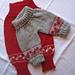 Nøtteliten ullbukse/ Pants pattern