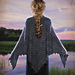 Blue Heron Shawl pattern