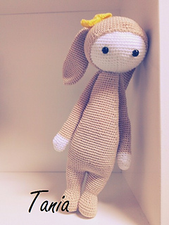PAUL the toadstool • lalylala crochet pattern / amigurumi ... | 320x240