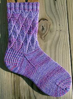 Tidal Wave Socks
