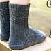 Summit Socks pattern