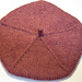 (RED) Star Beret pattern