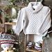 Baby winter wonderland set pattern