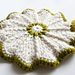Scalloped Potholder pattern