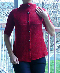 Habu Linen and Cashmere Jacket