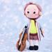 Bach Doll Amigurumi pattern