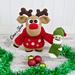 Rudy the Little Reindeer pattern