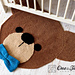 Teddy Bear Rug pattern