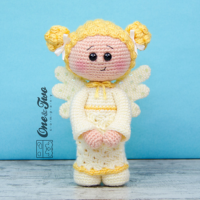 Angels Boys and girls Free Crochet Pattern ⋆ Crochet Kingdom | 640x640