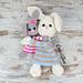 Bo the Bunny Cuddler pattern