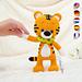 Denver the Tiger pattern