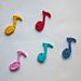 Musical Note Applique pattern