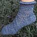 These Feet Are Smokin' Socks pattern