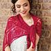 Diamond Lace Shawl pattern
