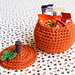 Pumpkin Treat Bowl pattern