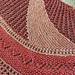 Rakish Shawl pattern