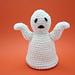 Halloween Ghost Free Amigurumi Pattern pattern