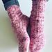 Monica socks pattern