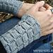 Quilt Wristwarmers pattern