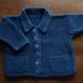 Moss Stitch Jacket pattern